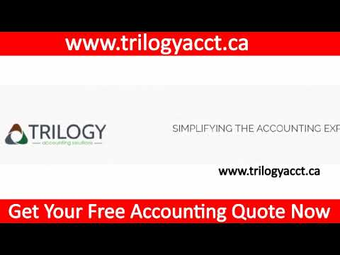 Accounting Firms Calgary Nw | http://www.trilogyacct.ca