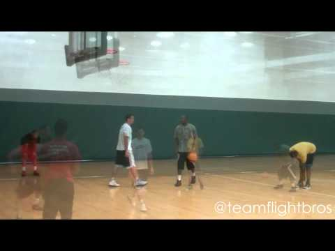 """TFB::Dunks:: 6'0"""" Jonsey DUNKS ON DUDE BAD! One of the SICKEST DUNKERS in the Game!"""