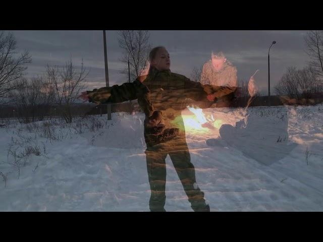 Изображение предпросмотра прочтения – СергейВыборнов читает произведение «Заря пылала, догорая» М.И.Цветаевой
