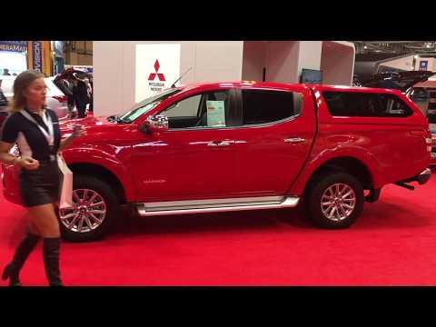 Mitsubishi L200 Warrior - Pick Up Leasing & Van Leasing From Vanarama
