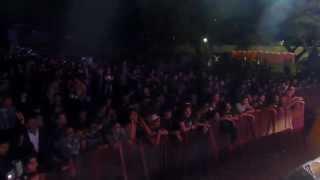 MALEFICIA EN EL FESTIVAL SANDINO LUZ Y VERDAD 2014