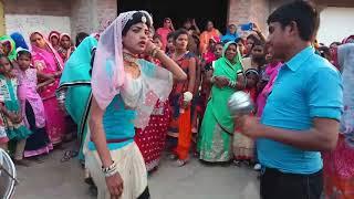 गांव देहात का देसी डांस With लौंडा डांस