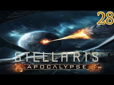Let's Play Stellaris Apocalypse Valdari Citizen Union Part 28
