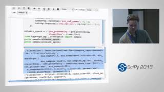 Hyperopt: A Python library for optimizing machine learning algorithms; SciPy 2013