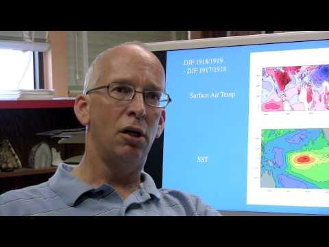 Texas A&M Expert Explains 1918 El Nino And Possible Pandemic Flu Link