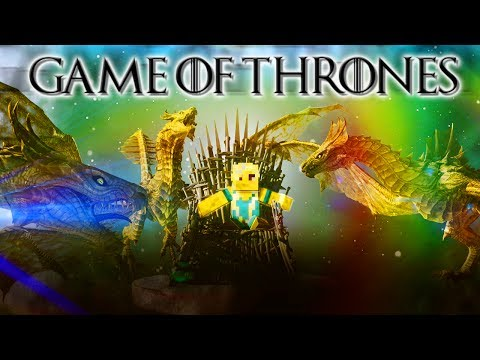 Minecraft | GAME OF THRONES MOD Showcase! (Game of Thrones, Westeros Dimension, White Walker)
