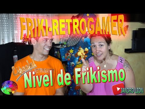 Friki-Retrogamer special Level of Frikismo. Next to Tronca Incógnita #FRG #Frikiretrogamer