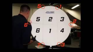 видео Антенна быстрого развёртывания