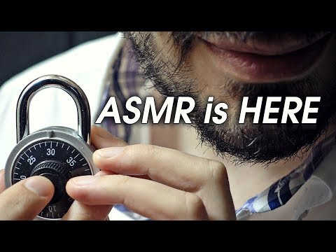 ASMR is HERE! (100% Sure)