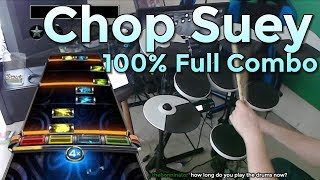 System Of A Down - Chop Suey 100% FC (Expert Pro Drums RB4)