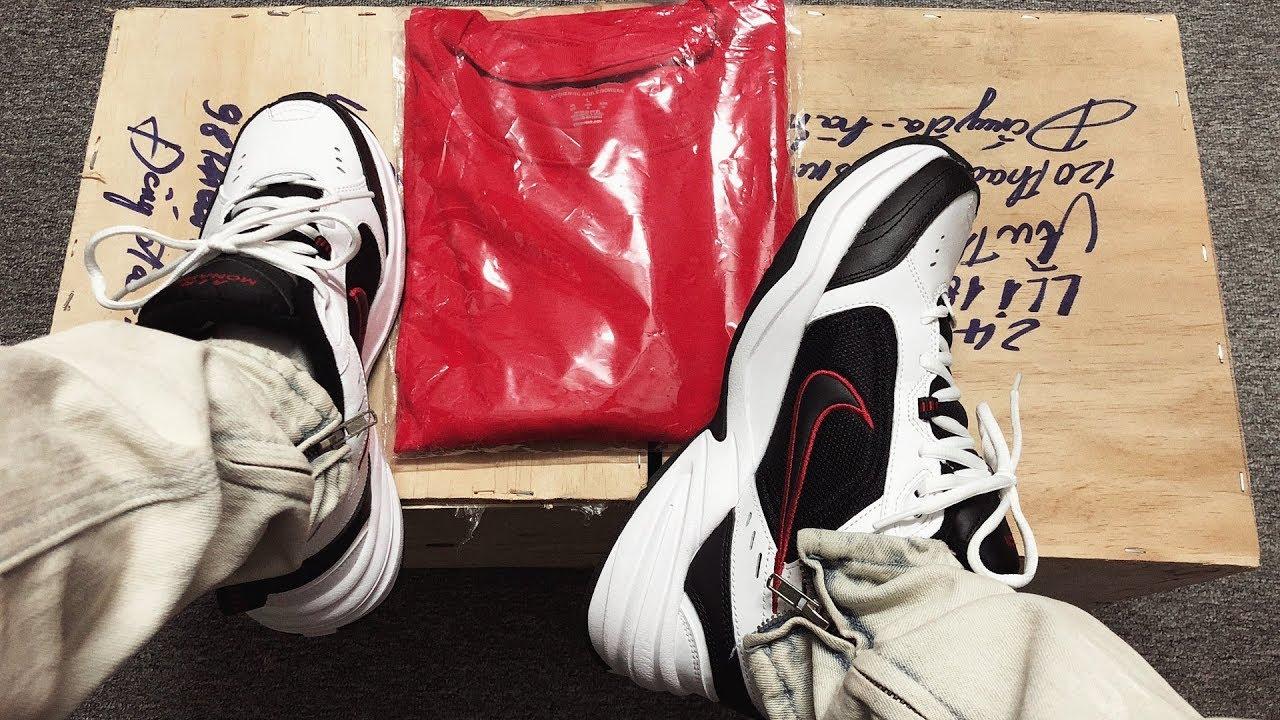 """""""Giày của bố"""" giá rẻ : Nike Air Monarch IV"""