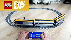 LEGO Powered Up app test with new 2018 train! 🚆