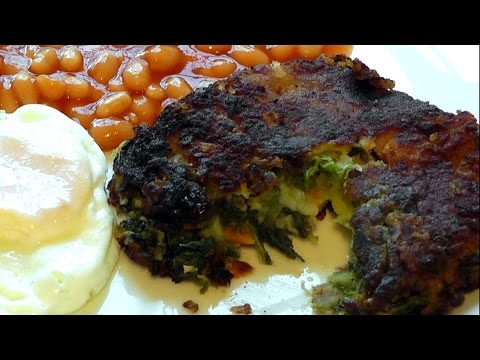 BUBBLE & SQUEAK Perfect For Using Up Leftovers How To Make Recipe
