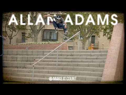 Allan Adams - Make It Count 2016 Finals