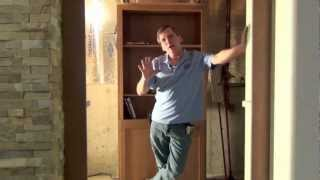 Secret Bookcase Door  Hd  Cc