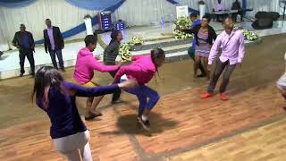Gambar cover DANCING ALONG WITH APOSTLE J.B MAKANANISA