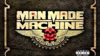 Скачать Man Made Machine Bad Motherfucker