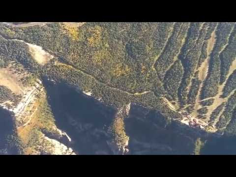 Solar Balloon Flight over New Mexico