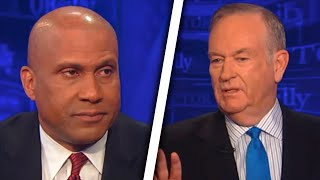Blacks Scare The White Power Structure Says White Powerful Bill O'Reilly