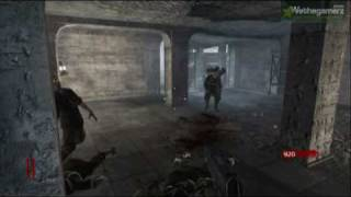 Nazi Zombies: Wall Corner Glitch