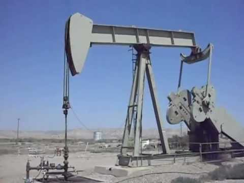Pumpjack - Lufkin conventional pumping unit