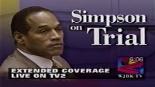 WJBK: TV2 Eyewitnes News Report ---[partial 6pm] 1995