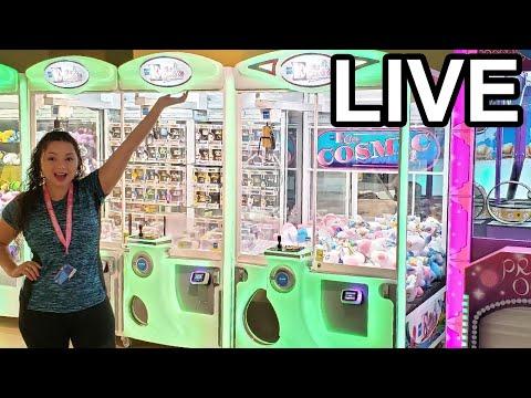 Live At The Arcade In Australia!