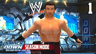 A NEW DANGEROUS ADVENTURE!! | WWE Smackdown HCTP SEASON MODE (Ep 1)
