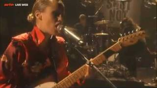 Anna Calvi, Blackout. Desire - live on One Shot Not -  16 january, 16  2011 (ARTE TV)