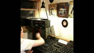 Dub Mixing - 'Dandelion and The Drop' -  Dubbed live @ The Rolling Lion Studio.
