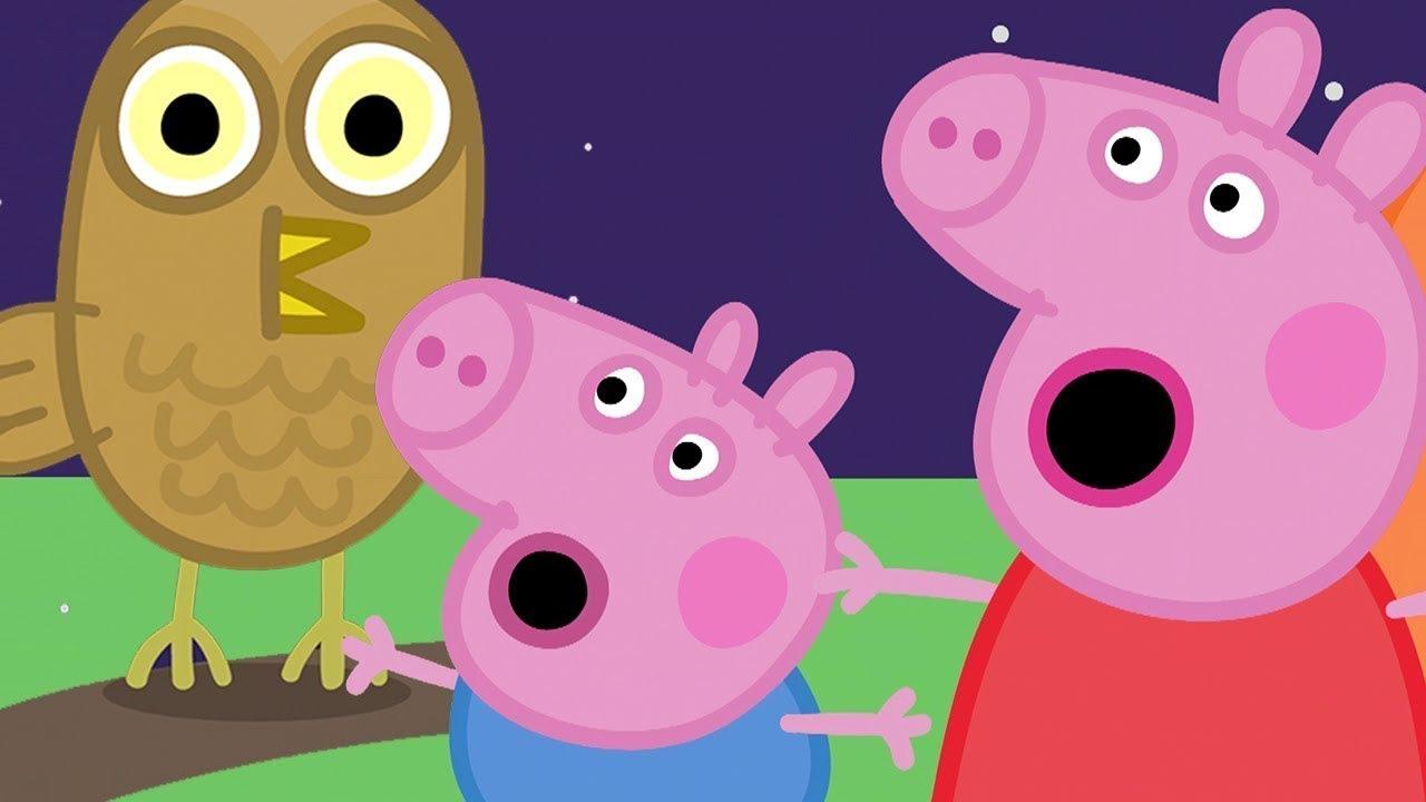 Peppa Pig in Hindi - Camping - हिंदी Kahaniya - Hindi Cartoons for Kids