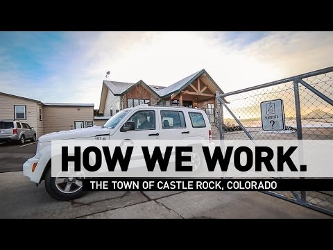 How We Work | The Town of Castle Rock, CO