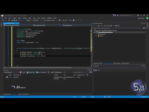 #Hololens - Unity3d - Tutorial - In-Game Console Part 2