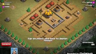 Clash of clans pekka raid (P.E.K.K.A's are beast)