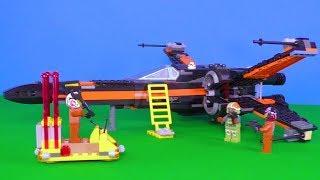 Parody eggs toys surprises. Got a starship from Star Warriors. Amazing Lego toys 🚀 🛸 🌖