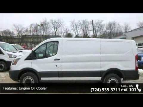2015 Ford Transit Cargo Van 130 Wb Low Roof Rwd Baierl