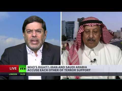 Prof  Seyed Mohammad Marandi  and Abdulateef Al Mulhim debate on Iran, Saudi Arabia relations on RT