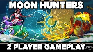 Moon Hunters 2-Player Co Op Gameplay