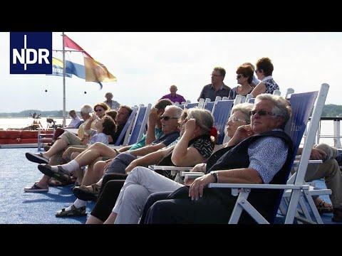Kreuzfahrt und Radtour: von Stralsund nach Berlin | die nordstory | NDR