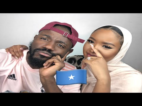 Teaching Husband Somali | Isra and Sela