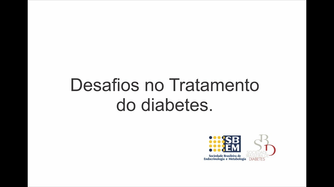 sociedad brasileña de endocrinologia diabetes mellitus