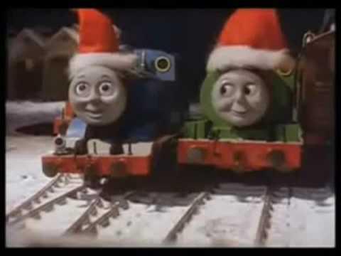 Little Toy Trains - Glenn Campbell Thomas & Friends Christmas ...