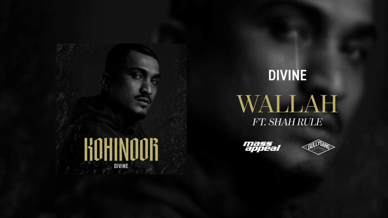 Download DIVINE Feat. Shah Rule - Wallah (Official Audio)