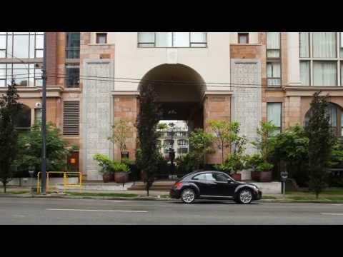 Elysium - The Grace Penthouse at 1280 Richards street, Vancouver B.C. Canada
