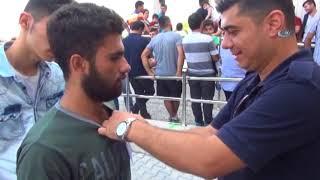 İstanbul'dan Yola Çıkan 103 Kaçak Göçmen Fethiye'de Yakalandı