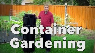 Greenstalk Stackable Container Gardening System Unboxing & Review