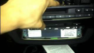 BMW X5 E70 Dash components removal + CCC DVD Replacment How to DIY: BMTroubleU