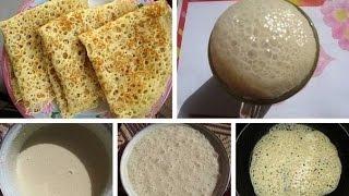 Вкусные и красивые АЖУРНЫЕ  БЛИНЫ. Рецепт приготовления. Pancakes Recipe.
