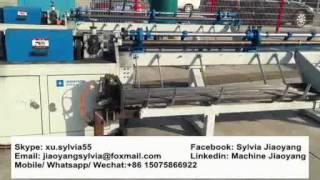 3-6mm High Speed Steel Wire Straightening And Cutting Machine