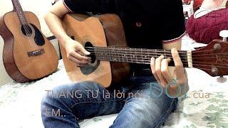 Tháng Tư Là Lời Nói Dối Của Em (Hà Anh Tuấn) - Guitar solo